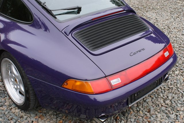 911 youngtimer - Porsche 993 Carrera - Amarant Violet - 1994 - 9 of 15