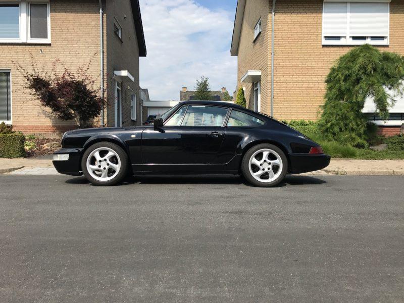 911 youngtimer - Porsche 911 Carrera G50 - Black - 1988 - 1 of 3