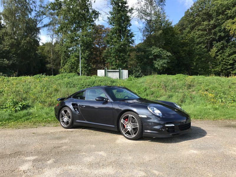 911 youngtimer - Porsche 997 turbo - Atlas Grey - 2007 - 3 of 4