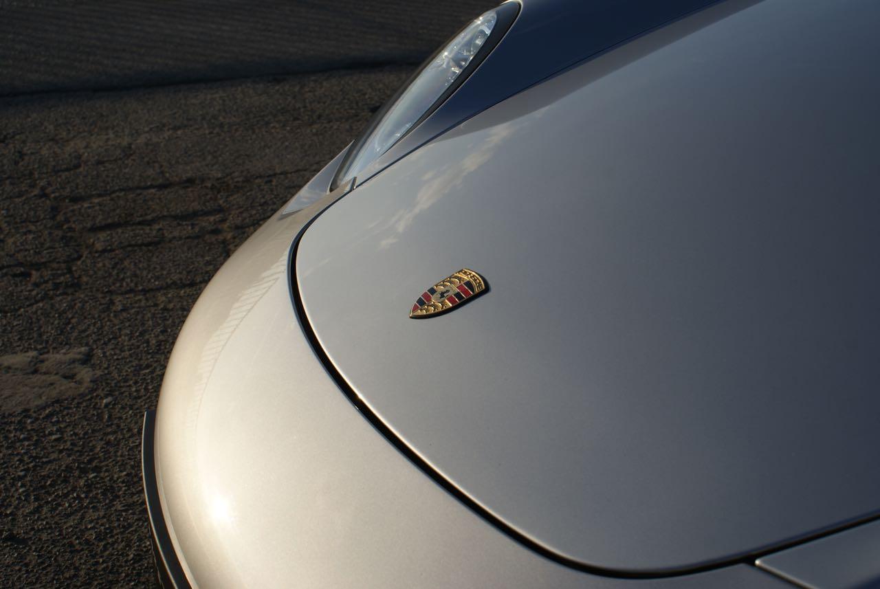 911 youngtimer - Porsche 987 Boxster - Arctic Silver - 2006 - 10 of 15