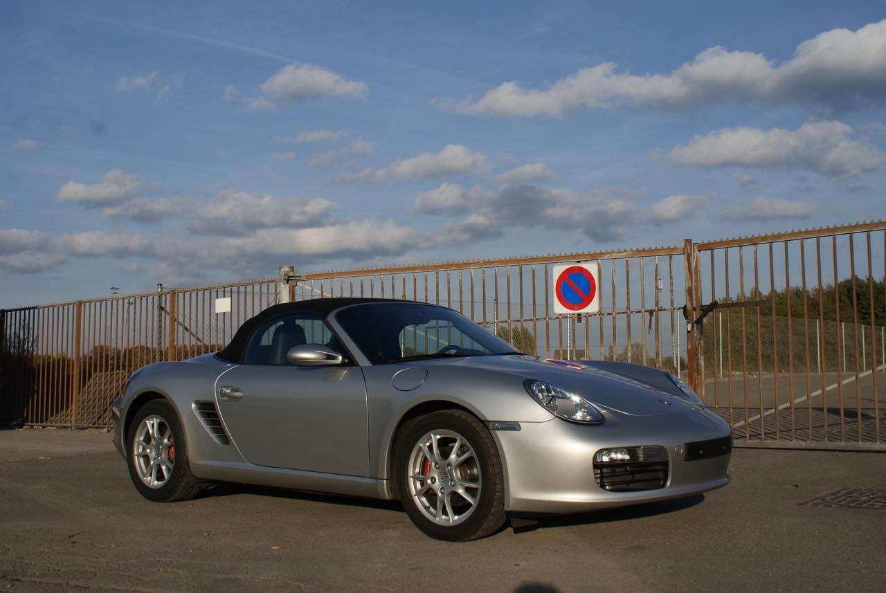 911 youngtimer - Porsche 987 Boxster - Arctic Silver - 2006 - 2 of 15