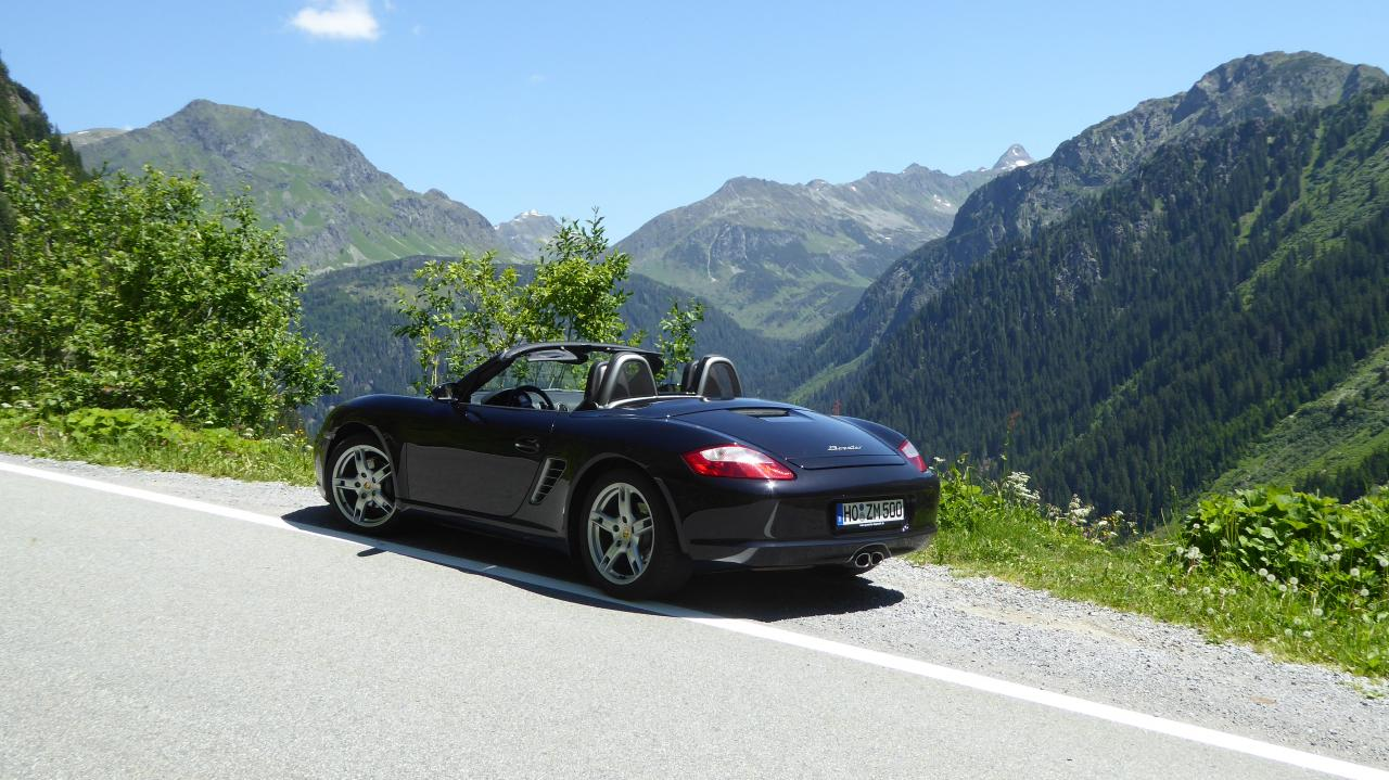 911 youngtimer - Porsche 987 Boxster - Noir Basalt - 80.500km - 2005 - 2 of 4