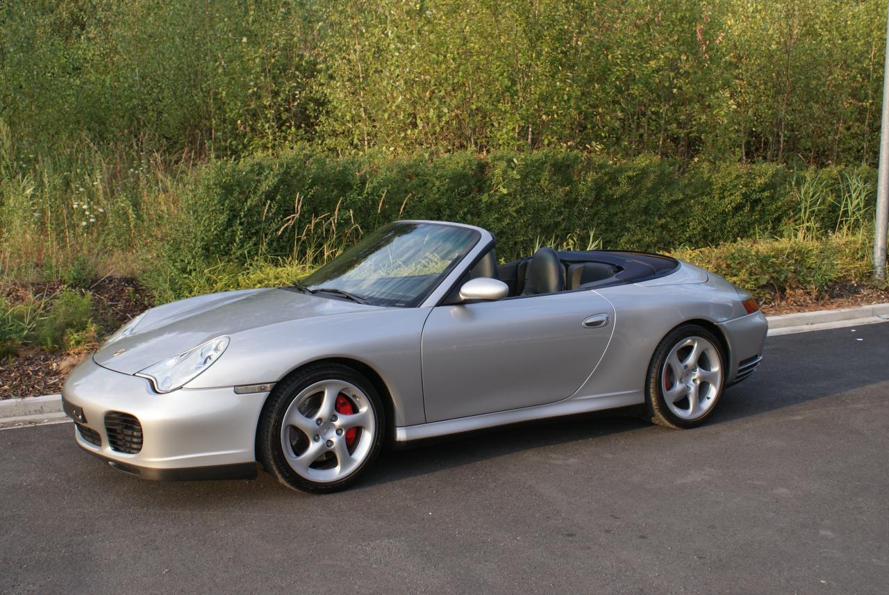 911 youngtimer - Porsche 996 C4S - Arctic - 2005 - 10 of 15 (1)