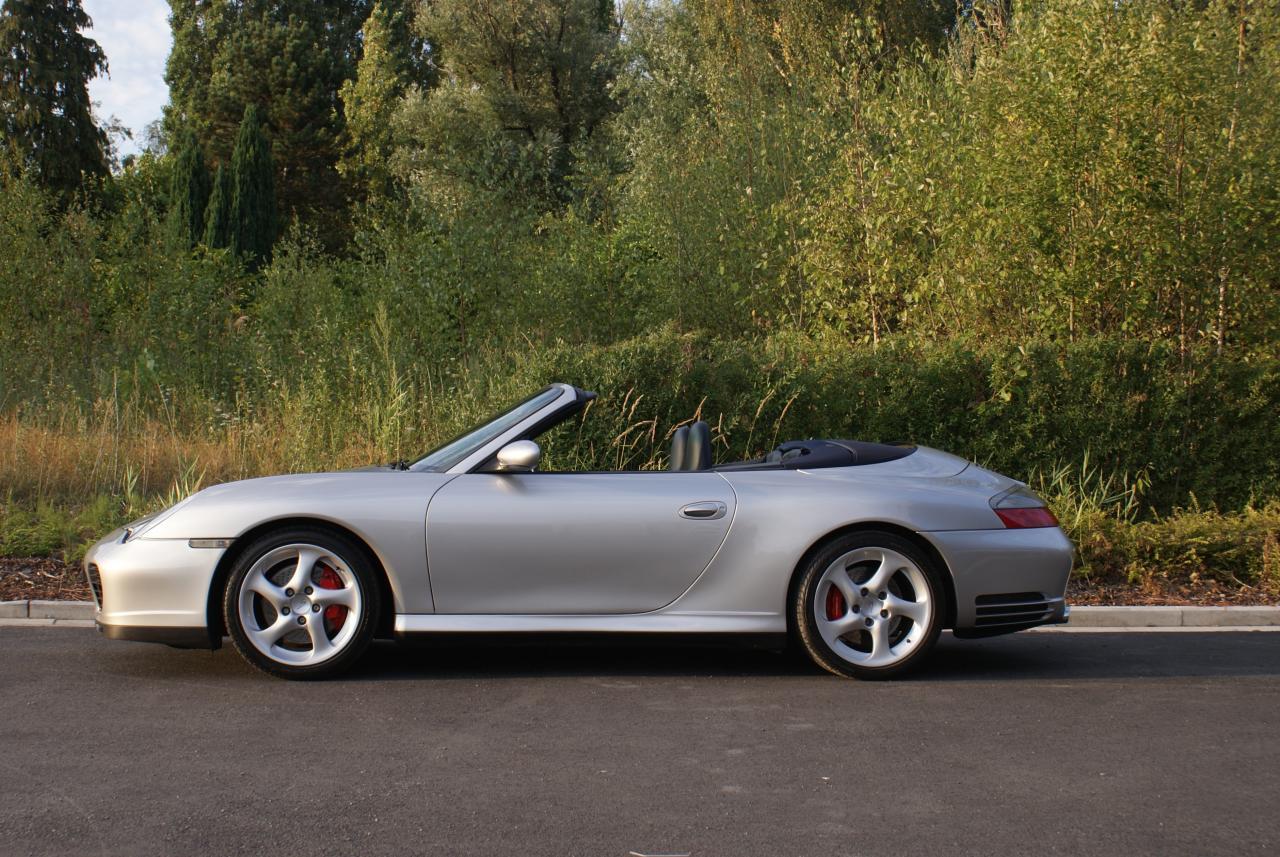 911 youngtimer - Porsche 996 C4S - Arctic - 2005 - 2 of 15 (1)