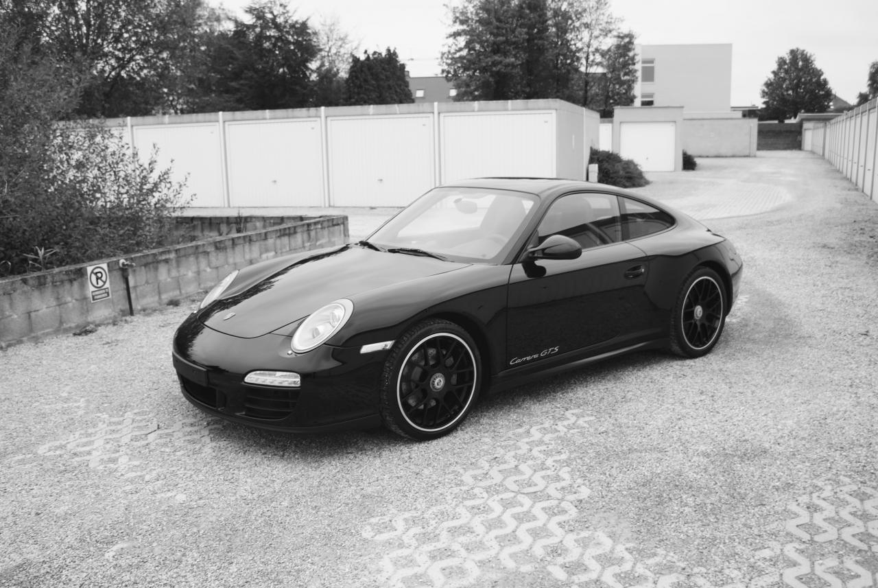 911 youngtimer - Porsche 997 Carrera GTS - Black - 2012 - 5 of 13