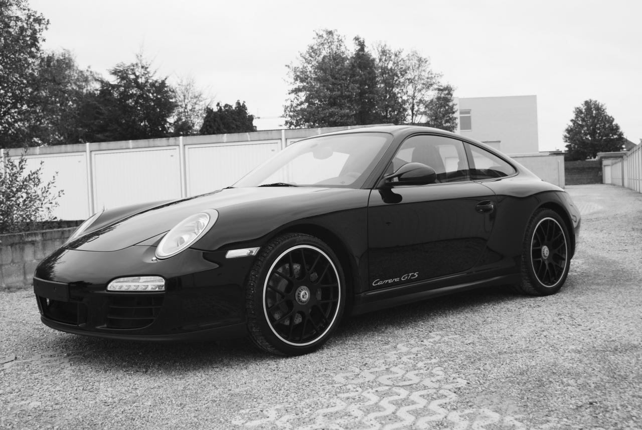 911 youngtimer - Porsche 997 Carrera GTS - Black - 2012 - 6 of 13