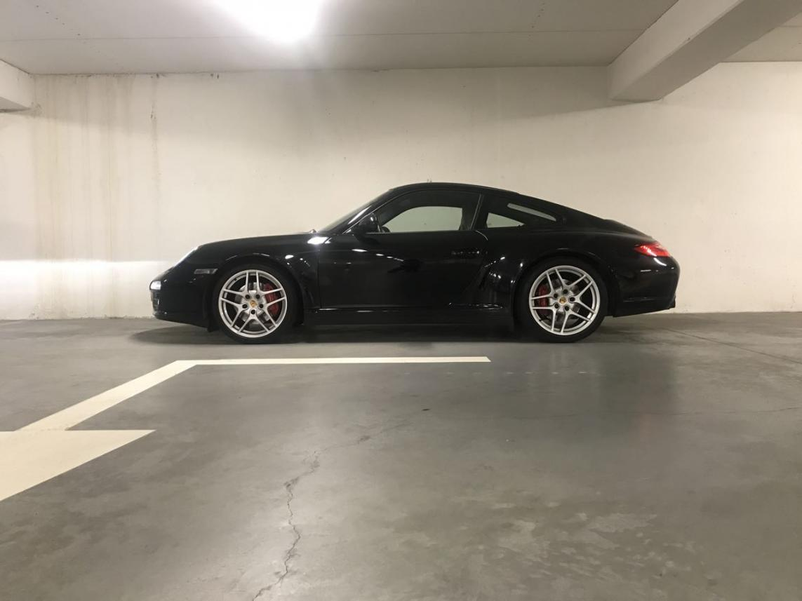 911 youngtimer - Porsche 997 Carrera 4S - Black - 2010 - 6 of 7
