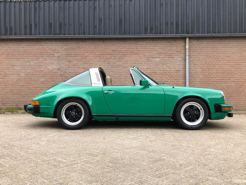 youngtimer.one - Porsche 911 SC - Fern Green - 1978